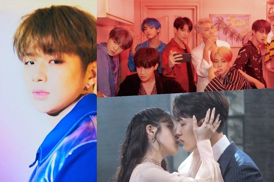 """Kang Daniel, BTS, And """"Hotel Del Luna"""" OST Top Gaon Weekly Charts"""