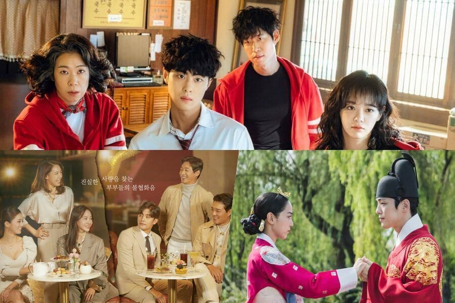 "El final de ""The Uncanny Counter"" logra las calificaciones más altas en la historia de OCN + ""Love (Ft. Marriage And Divorce)"" establece un nuevo récord en TV Chosun"