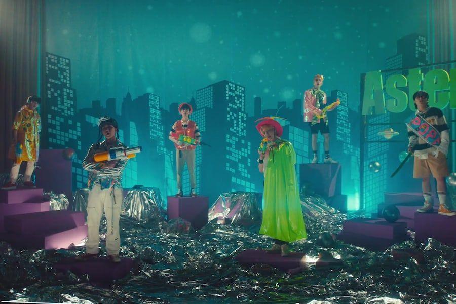 "Watch: ONF Enjoys A ""Popping"" Summer In Fun Comeback MV | Soompi"