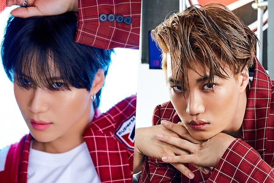 "SHINee's Taemin And EXO's Kai To Guest On ""Amazing Saturday"" Together"