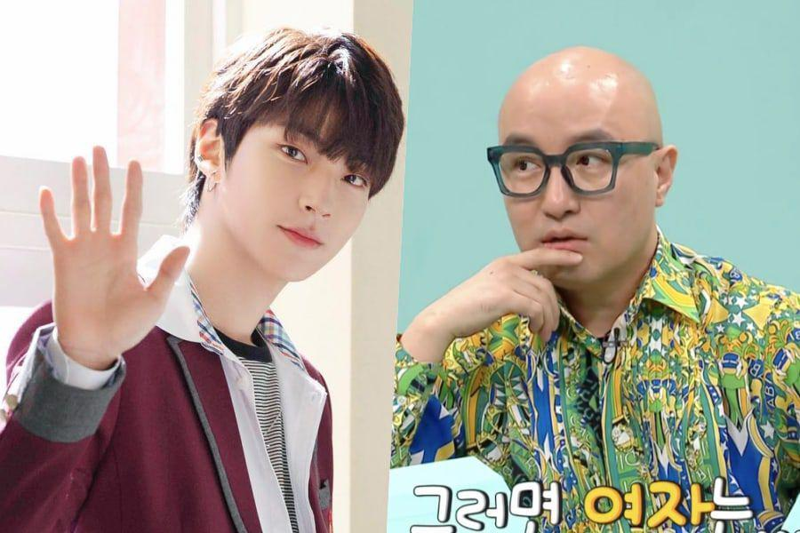 Hong Suk Chun Reveals He Persuaded Hwang In Yeop To Go Into Acting + Names The Idol He Thinks Would Make It Big As An Actor