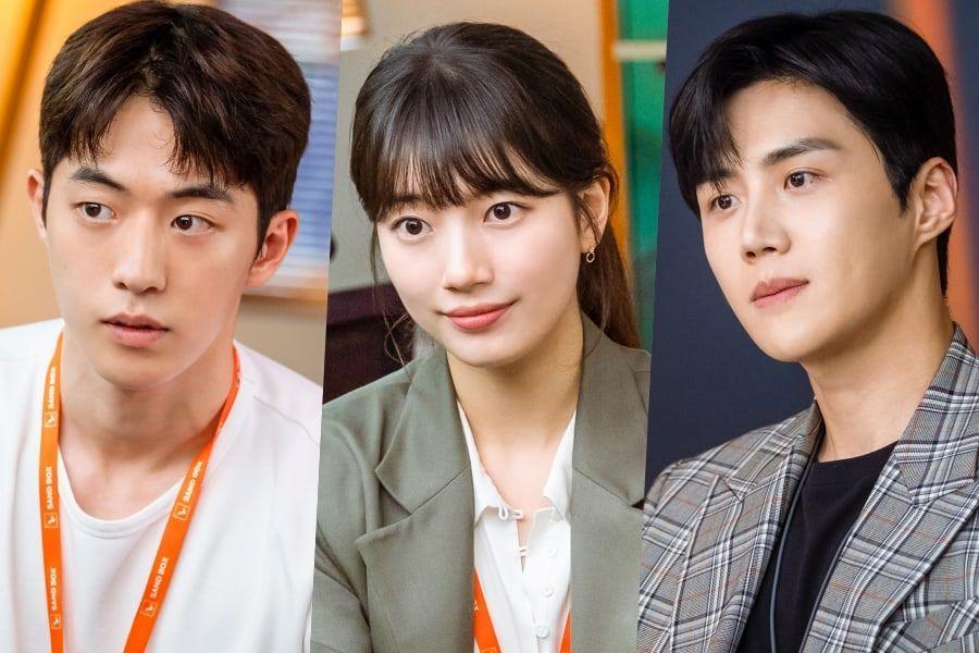 "Love Triangle Between Nam Joo Hyuk, Suzy, And Kim Seon Ho Builds In  ""Start-Up"" | Soompi"