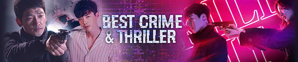 Best Crime & Thriller