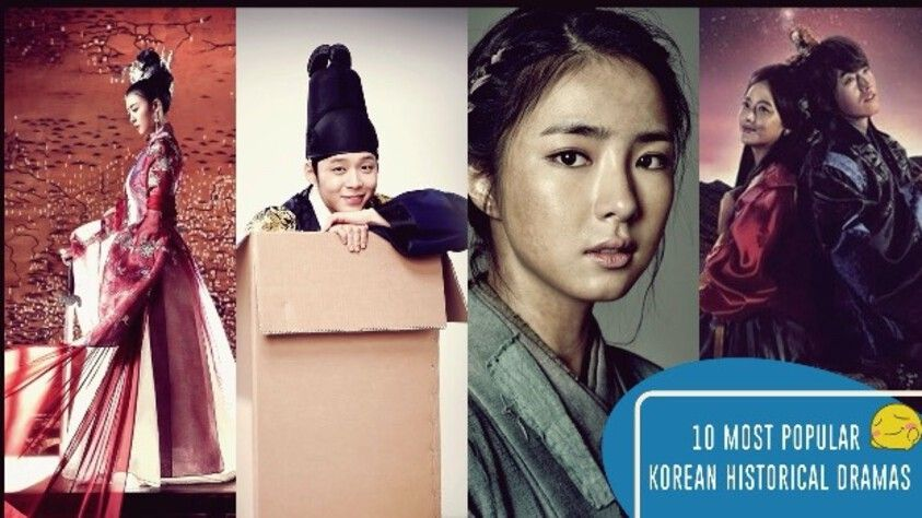Top 9 historical dramas