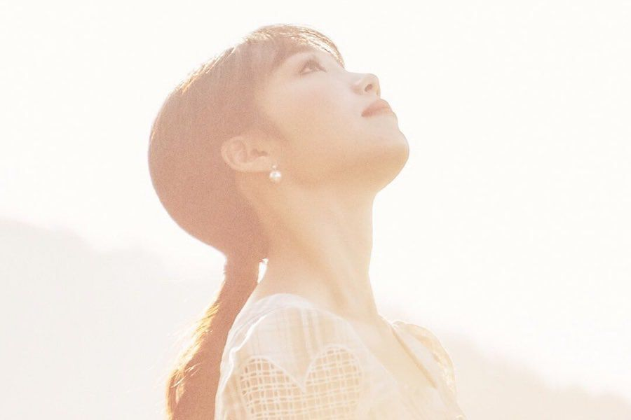Apink's Jung Eun Ji Reveals Teaser With Details About Comeback Solo Album