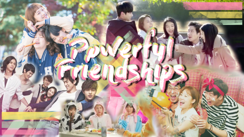 Powerful Friendships