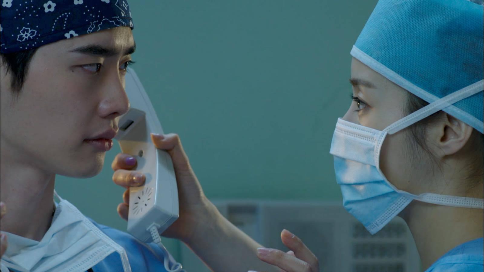 Doctor Desconocido Episodio 4