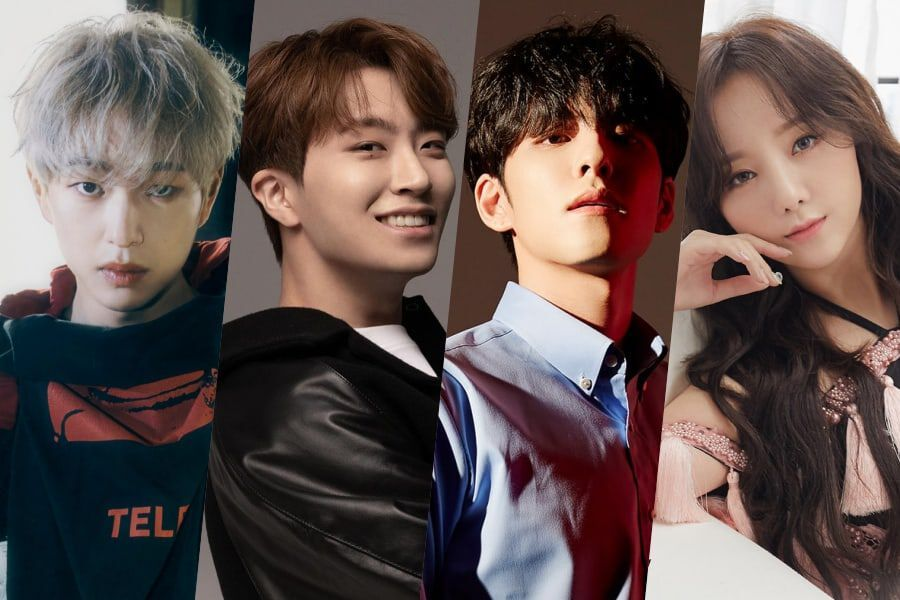 SHINee's Onew, GOT7's Youngjae, DAY6's Wonpil, And Lovelyz's Kei Cast In Romance Musical