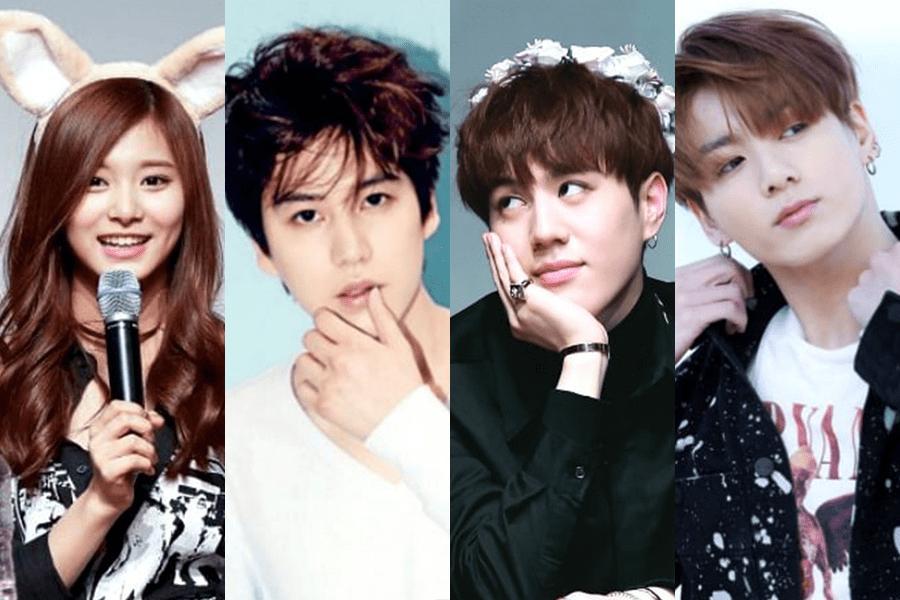 12 Of The Most Evil Maknaes In K-Pop | Soompi
