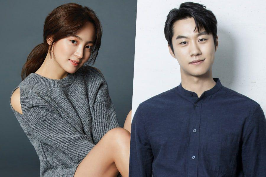 Jung Hye Sung Talks About Filming Kiss Scenes With Sim Hee Sub In