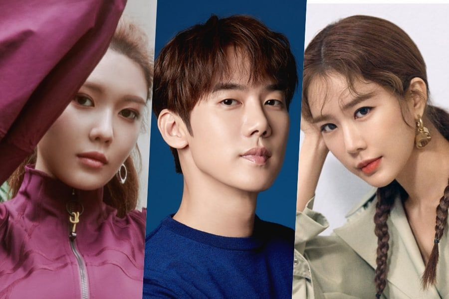 Girls' Generation's Sooyoung, Yoo Yeon Seok, Yoo In Na, And More To Star In New Rom-Com Film