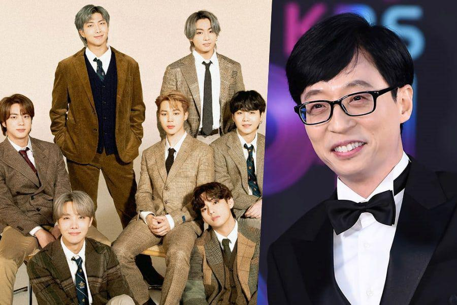 BTS, Yoo Jae Suk, And More Win At 48th Korean Broadcasting Awards