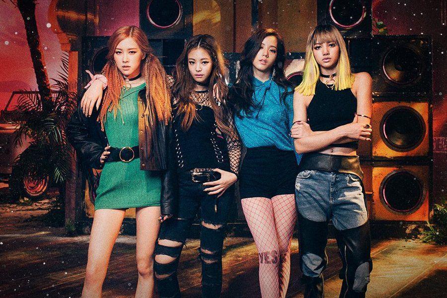 "BLACKPINK's ""BOOMBAYAH"" Becomes 1st K-Pop Debut MV To Reach 1.2 Billion Views"