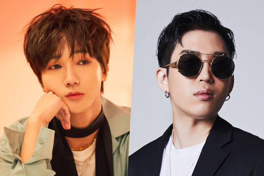 """Watch: Super Junior's Yesung And BUMKEY Sing """"Carpet"""" For SM STATION Collaboration"""