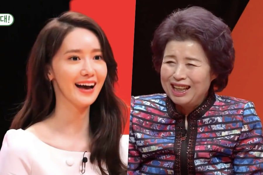 Tony Ahn's Mom Tries To Set Girls' Generation's YoonA Up With Her Son