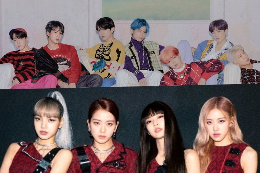 """BTS's """"Boy With Luv"""" And BLACKPINK's """"Kill This Love"""" Make Record"""