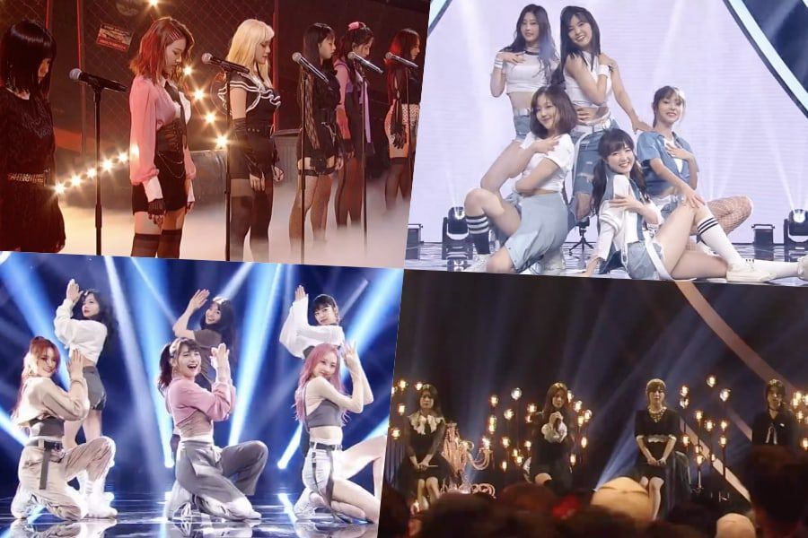 """Watch: """"Produce 48"""" Features Covers Of BTS, BLACKPINK, And"""