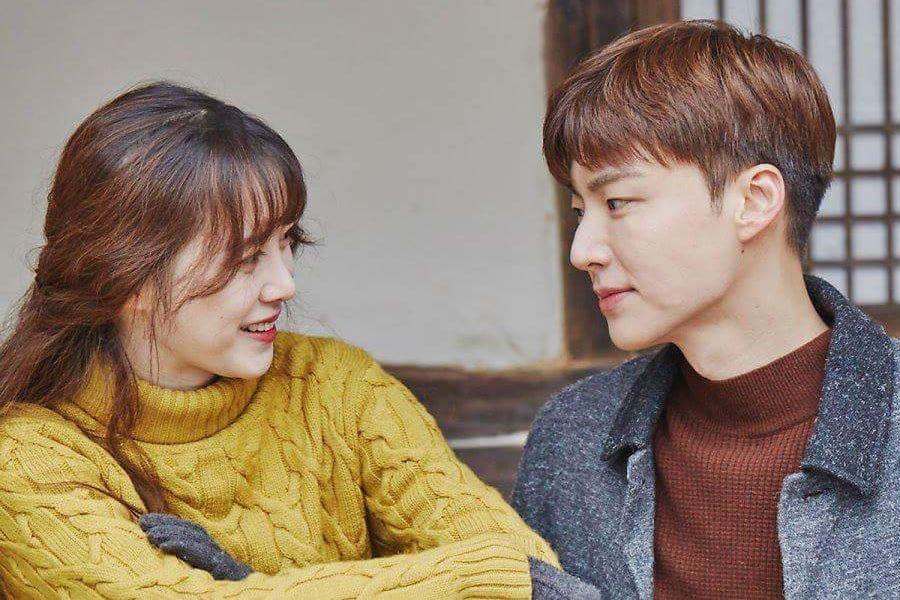 Dispatch Reveals Past Texts Between Ku Hye Sun And Ahn Jae Hyun