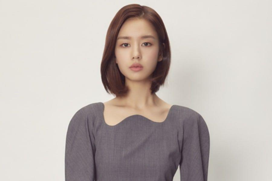 """""""Hospital Playlist"""" Actress Ahn Eun Jin Signs Exclusive Contract With UAA"""