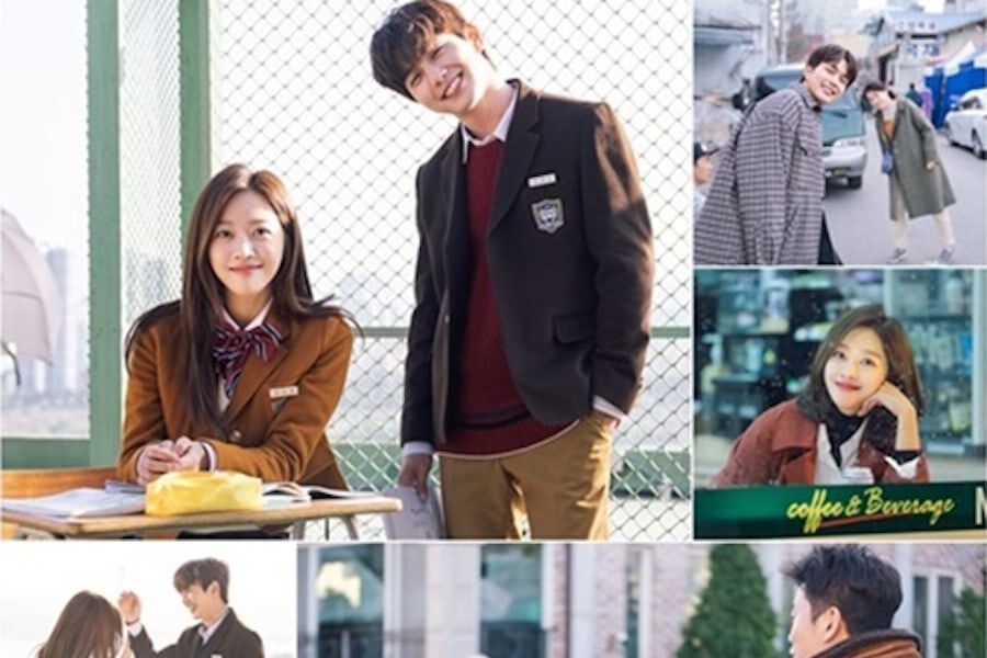 """Yoo Seung Ho And Jo Bo Ah Light Up The """"My Strange Hero"""" Set With Their Smiles Even Off-Camera"""