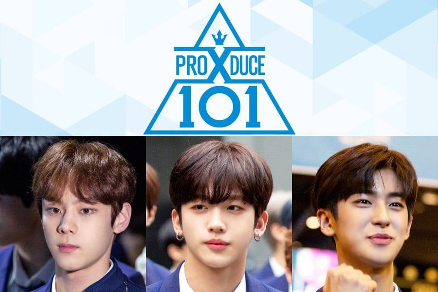 """""""Produce X 101"""" And Contestants Dominate Rankings Of Buzzworthy Non-Drama TV Shows"""