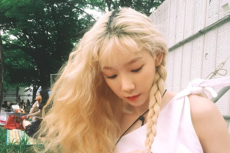 Girls' Generation's Taeyeon Shares Recent Struggles With Depression