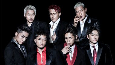 GENERATIONS from EXILE TRIBE WORLD TOUR 2017