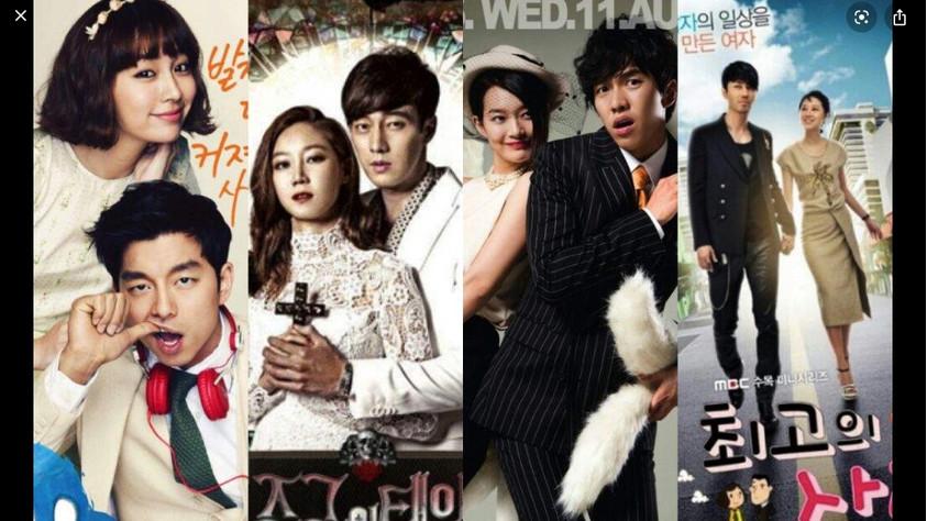 Dramas by The Hong Sisters