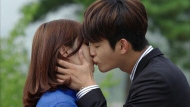 Ji An and Hyun kiss and make up: I Remember You