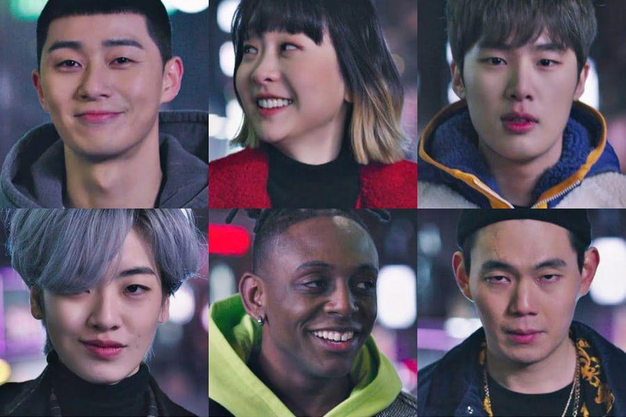 "Watch: ""Itaewon Class"" Introduces The 6 Founding Members In New Teaser"