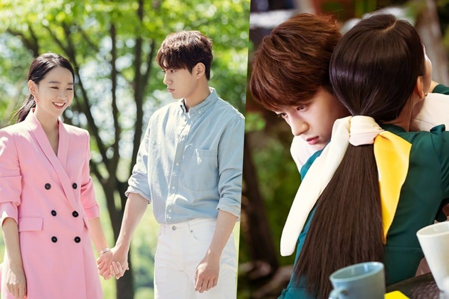 "Shin Hye Sun And INFINITE's L Enjoy A Sweet Date In ""Angel's Last Mission: Love"""