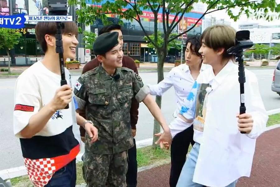Super Junior Tv