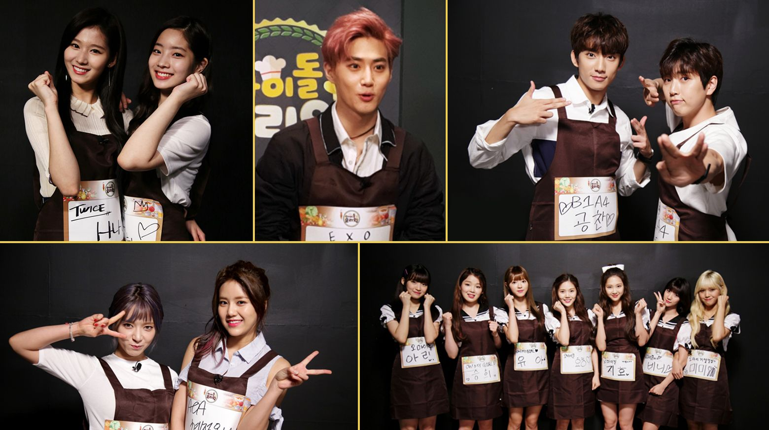 Idol King of Cooking Episode 2 - 아이돌 요리왕 - Watch Full