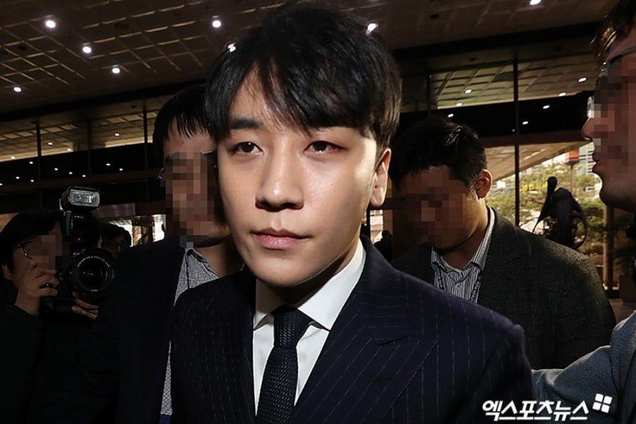 La policía adquiere testimonio sobre acusaciones de mediación de prostitución de Seungri