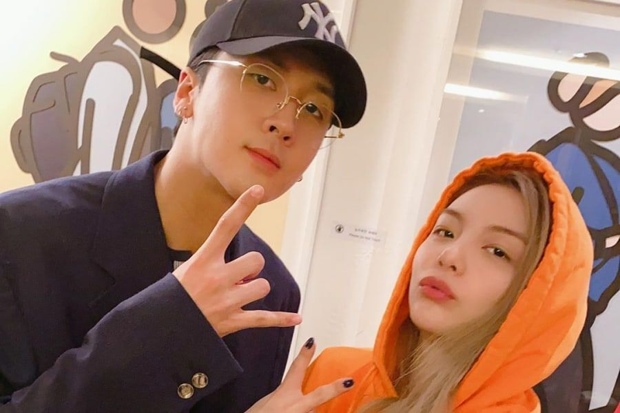 VIXX's Ravi + Ailee Announce Exciting New Collaboration