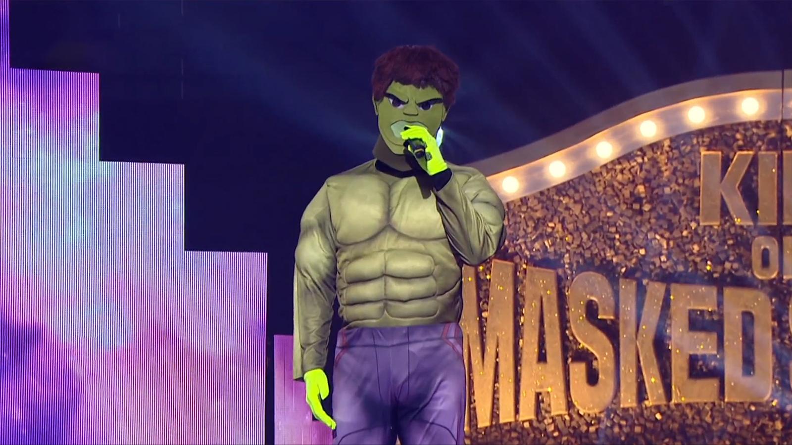 The King of Mask Singer Episode 187