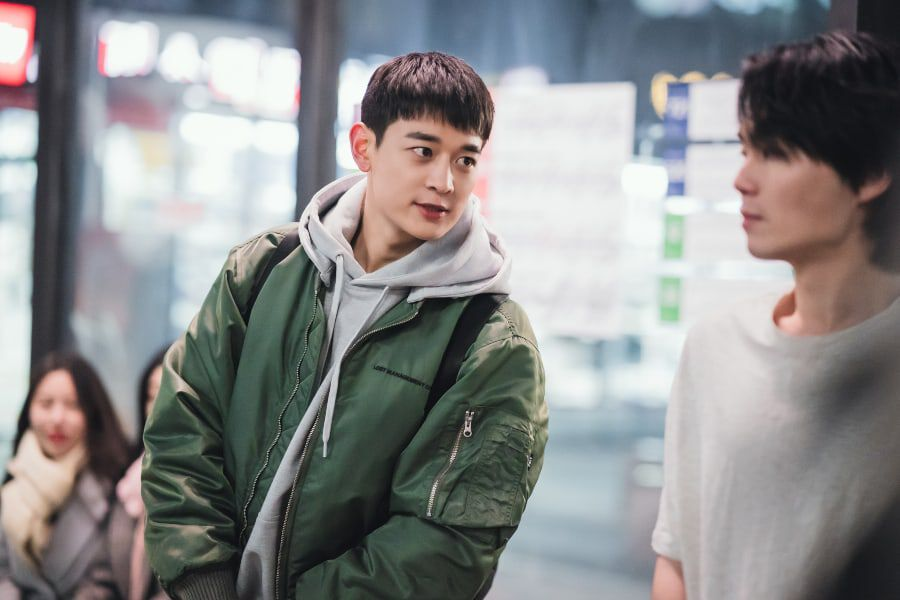 "Ryu Kyung Soo Crosses Paths With SHINee's Minho After Argument With Han Ji Eun In ""Lovestruck In The City"""