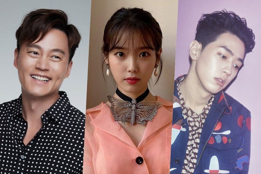 Lee Seo Jin, IU, And Gray Receive Awards For Being Exemplary Taxpayers