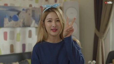 Nam Ji Hyun's Shoutout to Viki Fans!: My Little Baby
