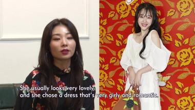 Showbiz Korea Episode 2222: YOONA(윤아,SNSD) & IU(아이유)! Celebrities' The Maxi Dress