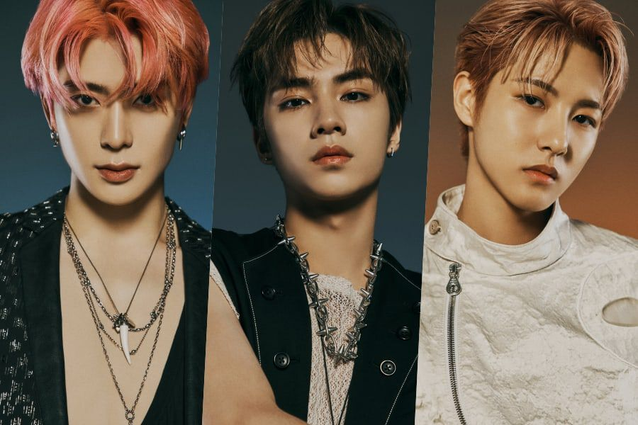 """Update: NCT Reveals Next Batch Of Individual Teaser Images For Upcoming Album """"RESONANCE Pt. 1"""""""