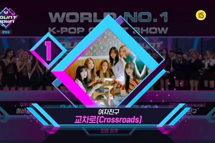 "Watch: GFRIEND Scores 2nd Win For ""Crossroads"" On ""M Countdown""; Performances By Moonbyul, PENTAGON, LOONA, And More"