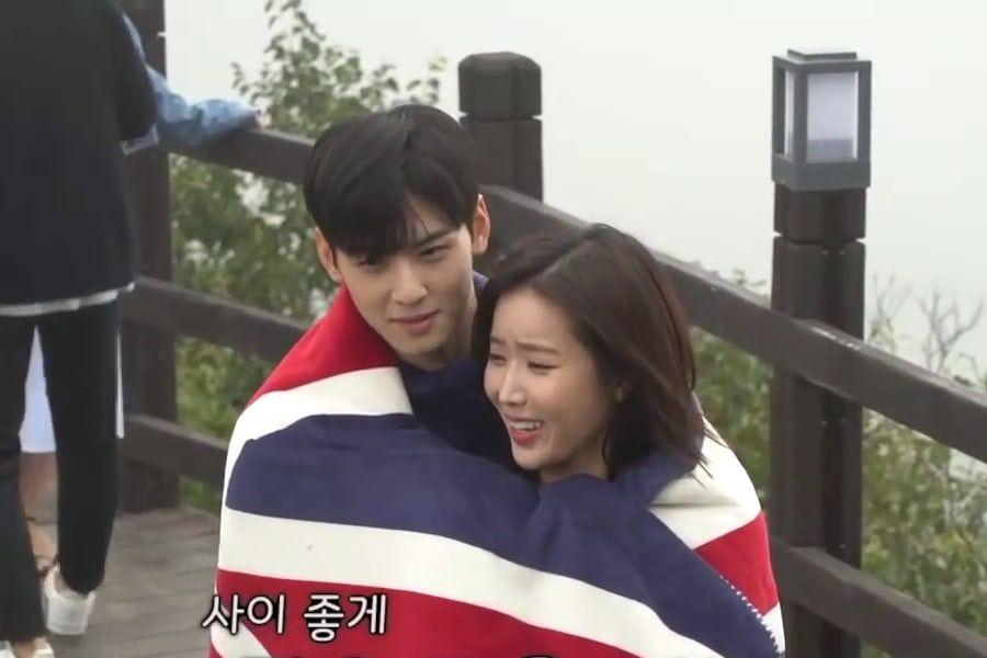 Watch: Cha Eun Woo And Im Soo Hyang Show Sweet Chemistry In