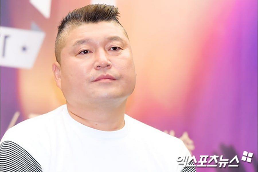Kang Ho Dong's Father Passes Away