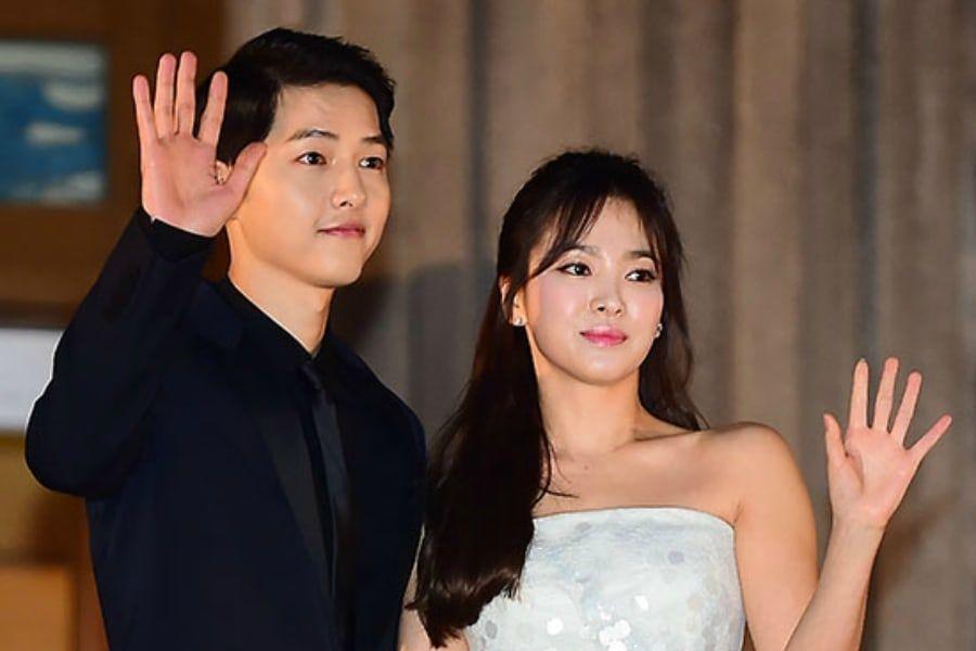 Se reporta que Song Joong Ki y Song Hye Kyo dividirán sus activos netos  combinados de más de 100 mil millones de wones   Soompi