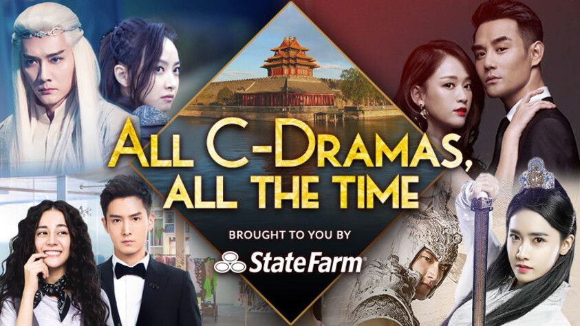 All C-Dramas, All the Time