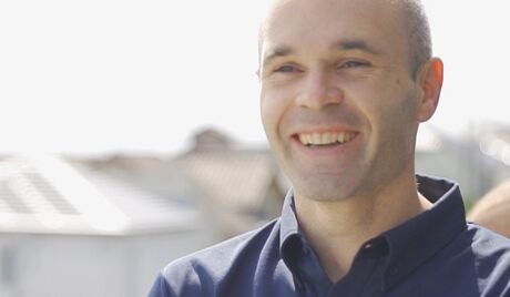 Iniesta TV: Discover Japan