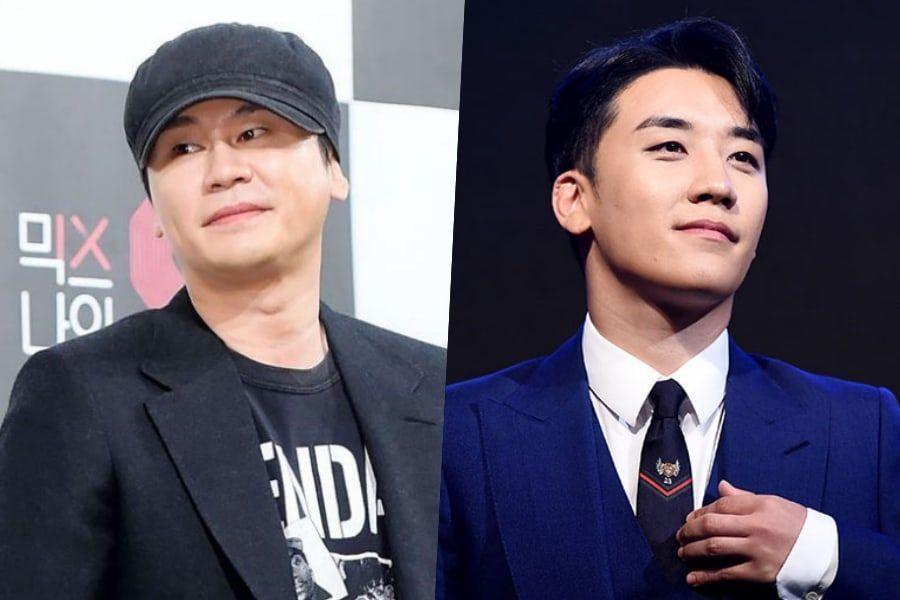 Yang Hyun Suk comparte un mensaje de disculpa de Seungri de BIGBANG + Responde a los reclamos