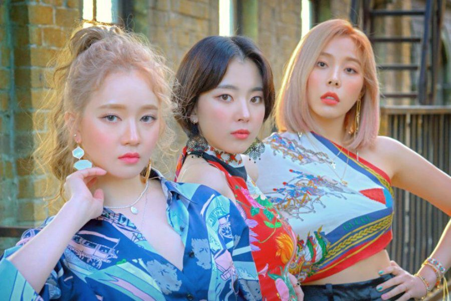 Ladies' Code Ups The Excitement For Return With 1st Teaser Image And Comeback Date