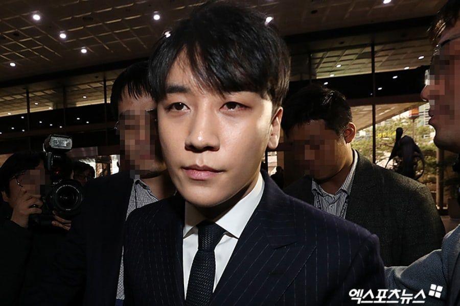 El abogado de Seungri responde a las alegaciones de consumo de cocaína